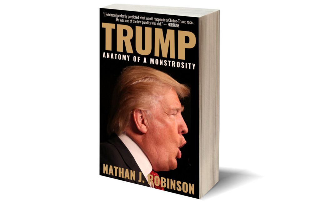"Order Our New Book ""Trump: Anatomy of a Monstrosity"""