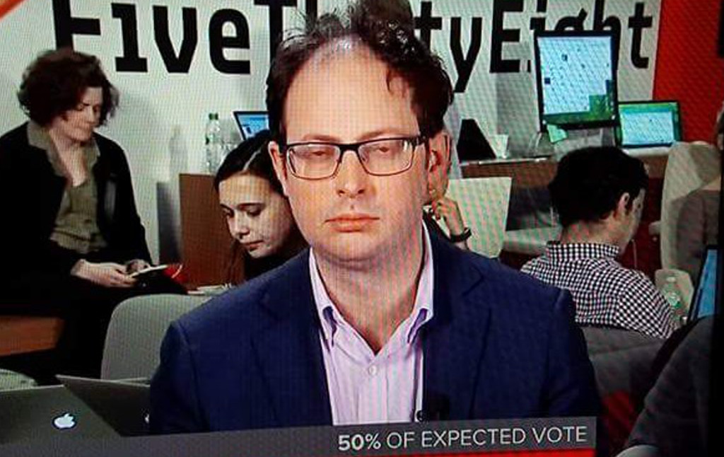 Why You Should Never, Ever Listen To Nate Silver