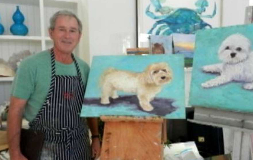 I Don't Care How Good His Paintings Are, He Still Belongs In Prison