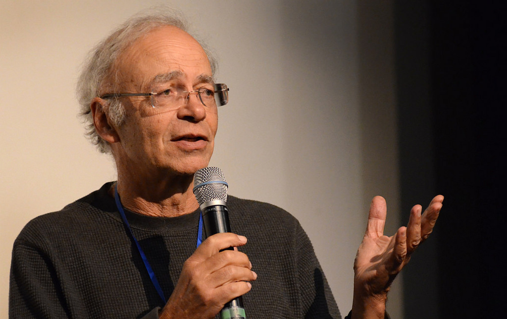 Now Peter Singer Argues That It Might Be Okay To Rape Disabled People