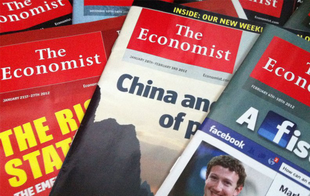 How The Economist Thinks
