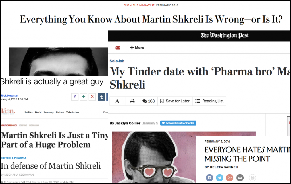 All of Your Attempts to Redeem Martin Shkreli Will Fail