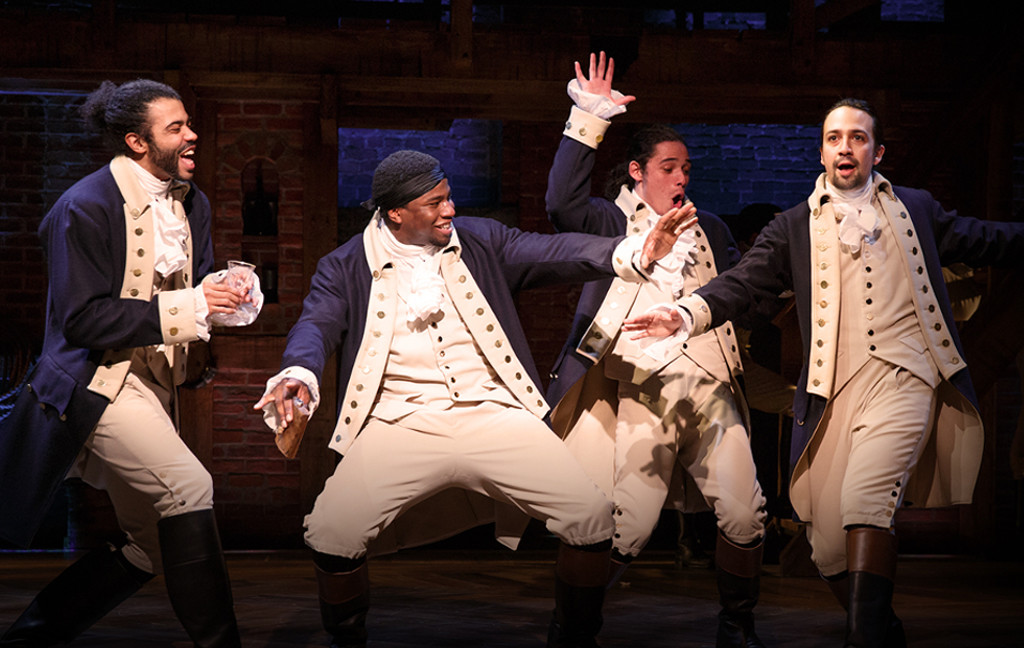 """You Should Be Terrified That People Who Like """"Hamilton"""" Run Our Country"""