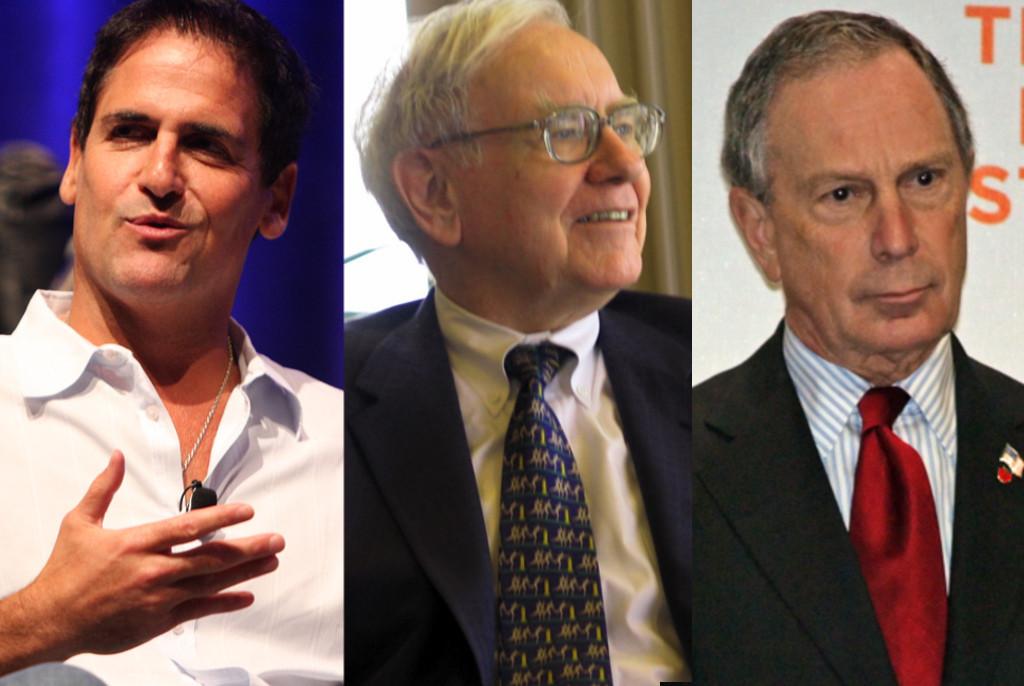 The Good Billionaires