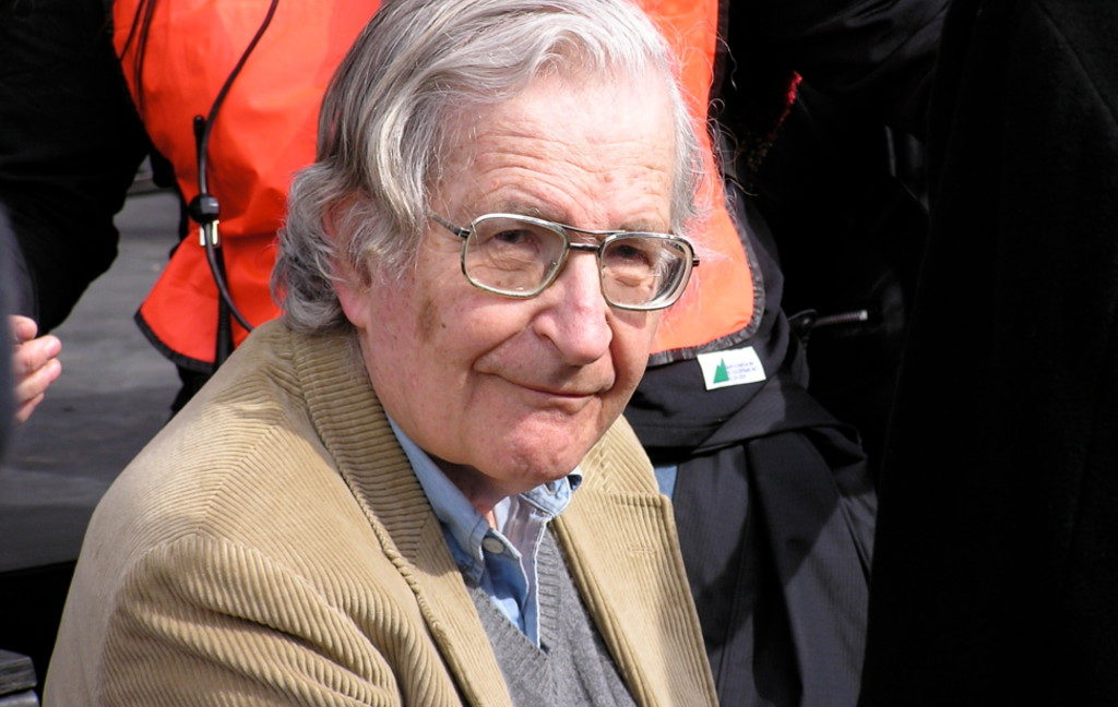 "what noam chomsky thinks of ""intellectuals"" current affairs what noam chomsky thinks of ""intellectuals"""