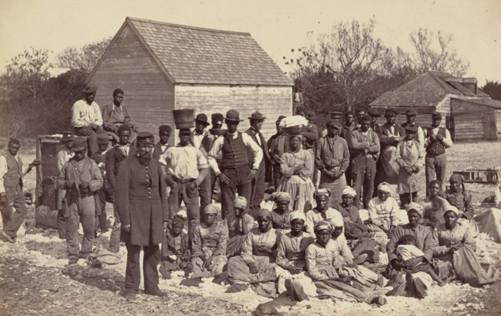 Slavery Was Very Recent