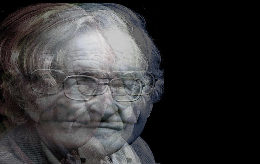 1000 Ways To Misrepresent Noam Chomsky