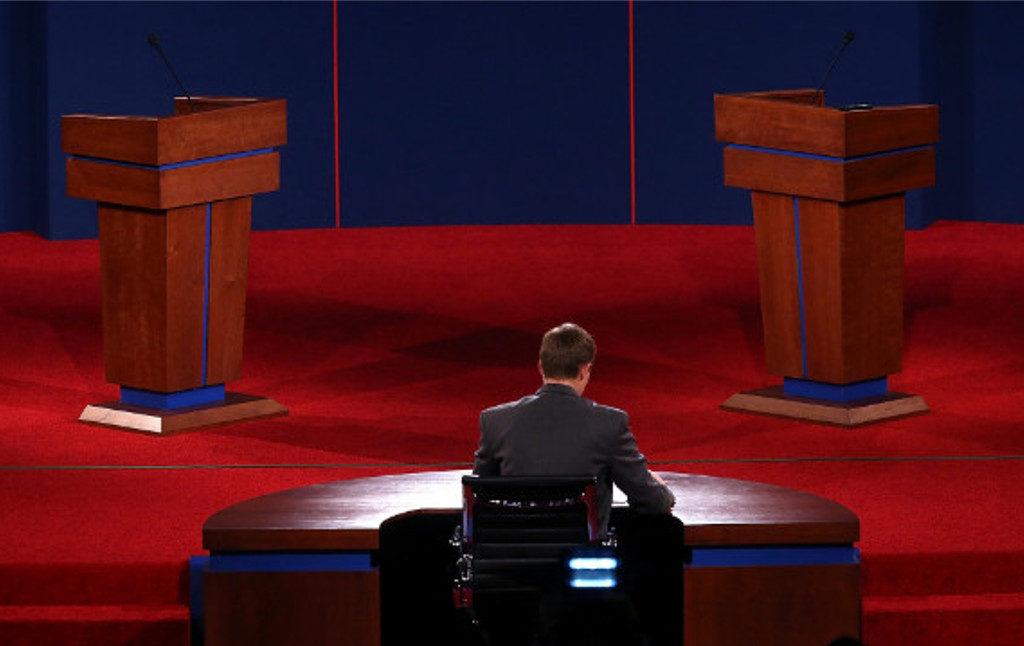 """Debate"" Versus Persuasion"