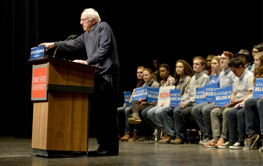 Believing in Bernie