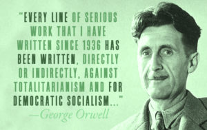 taking orwell s name in vain current affairs
