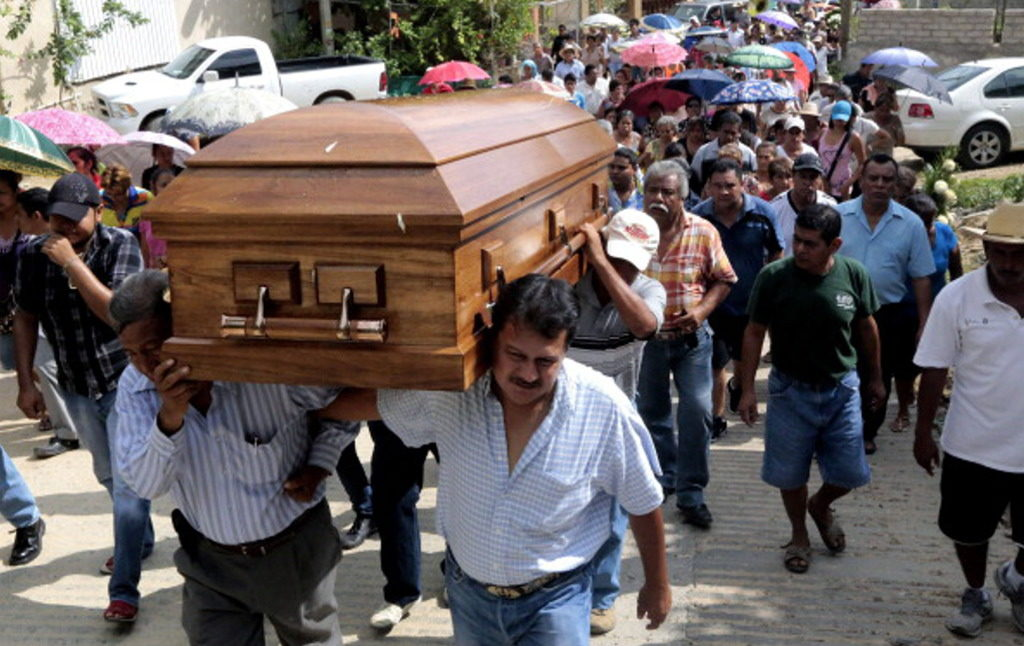 The U S  Media's Failure To Report On Violence In Mexico Is